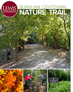 Burnham Centennial Nature Trail Brochure